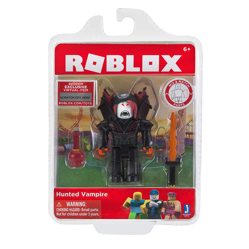FIGURINA ROBLOX - BLISTER Hunted Vampire