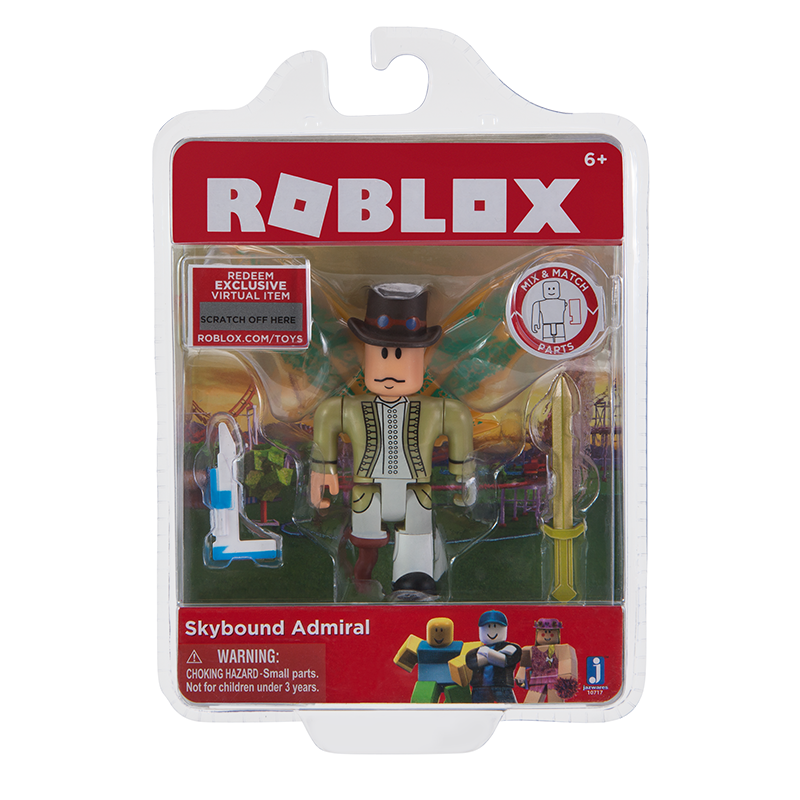 FIGURINA ROBLOX - BLISTER Skybound Admiral