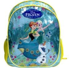 Ghiozdan tip rucsac scoala Frozen Disney