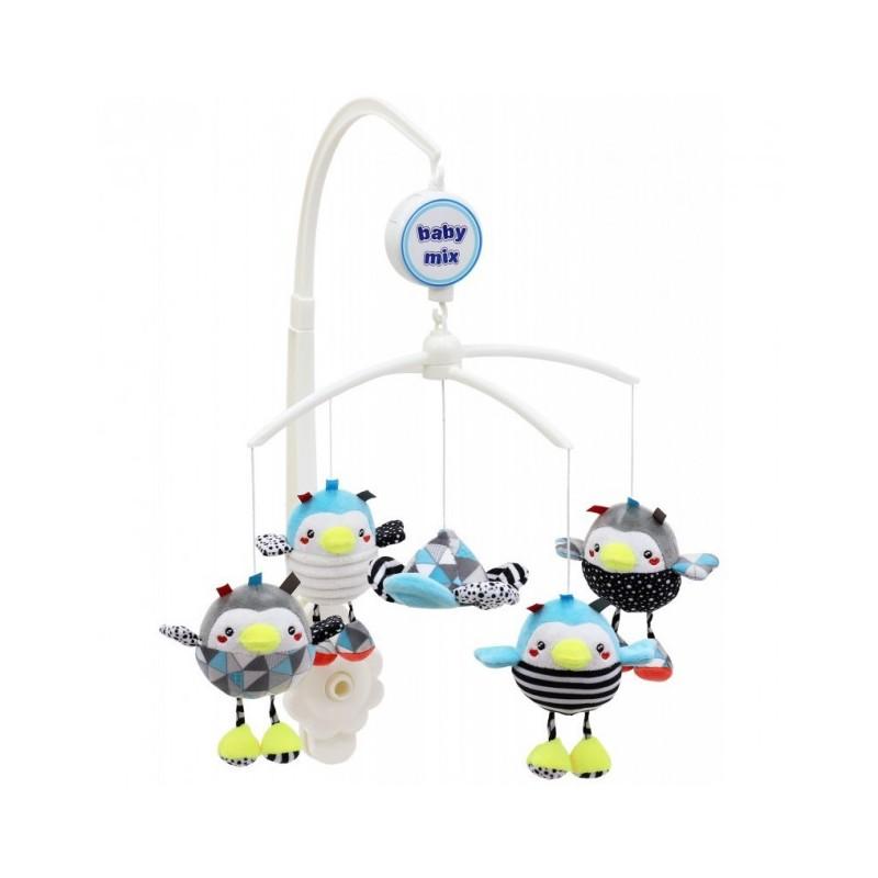 Carusel muzical Pinguini