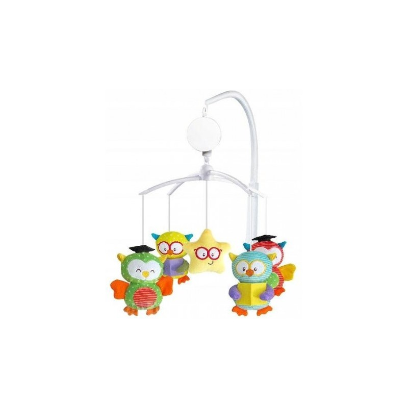 Carusel muzical Smart Owls