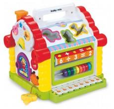 Jucarie educativa Happy House
