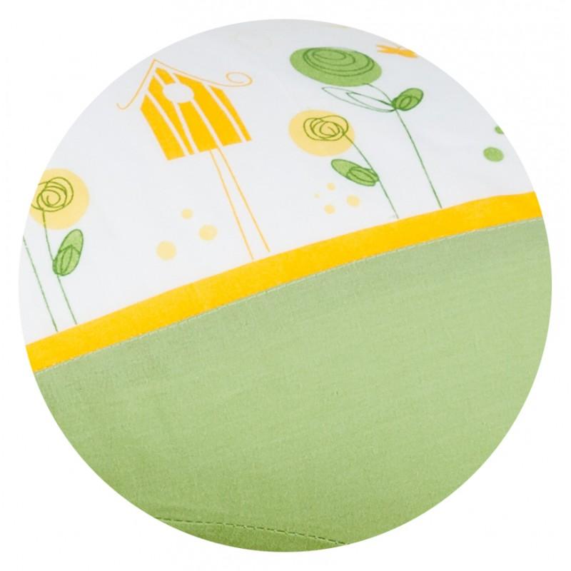 Perna pentru gravide si alaptare Funny Print Green