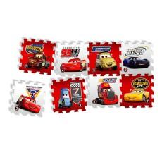 Covor puzzle din spuma Cars 3 Race of a Lifetime 8 piese