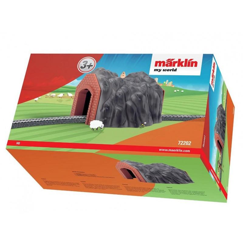 Tunel peste calea ferata Marklin My World