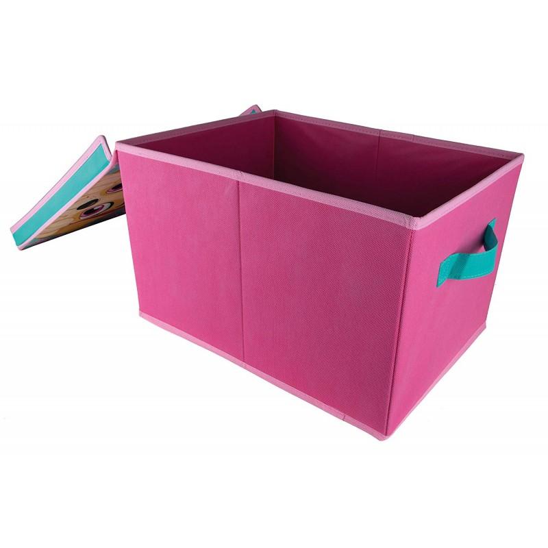 Cutie pentru depozitare jucarii Paw Patrol Pink