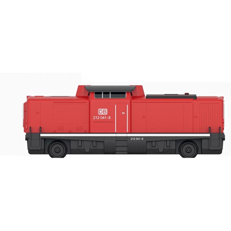 Locomotiva diesel cu telecomanda BR 212