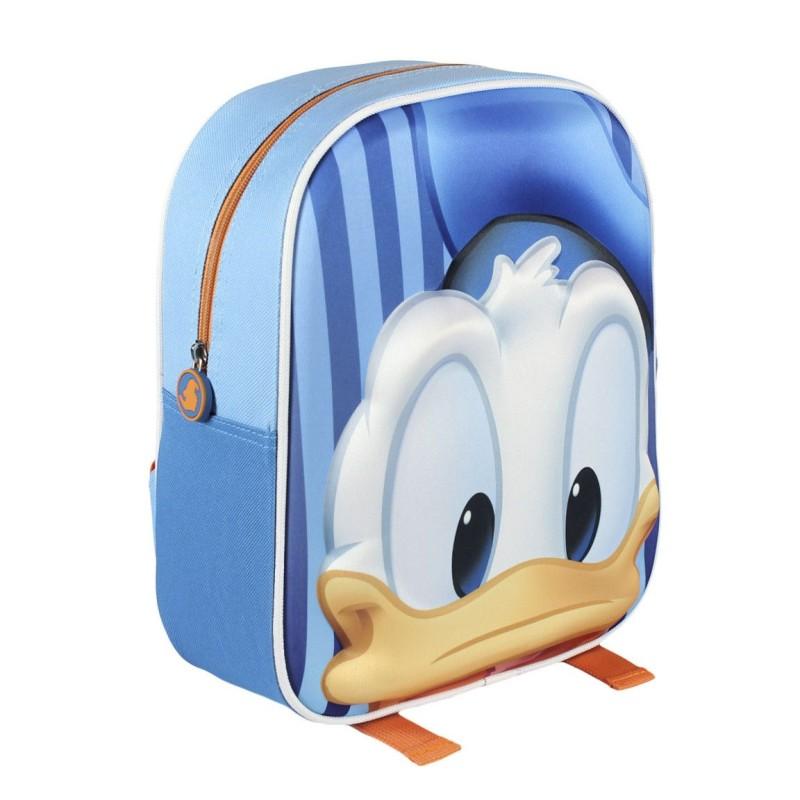 Ghiozdan tip rucsac gradinita 3D Donald Duck Disney