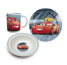 Set mic dejun Cars Disney - ceramica