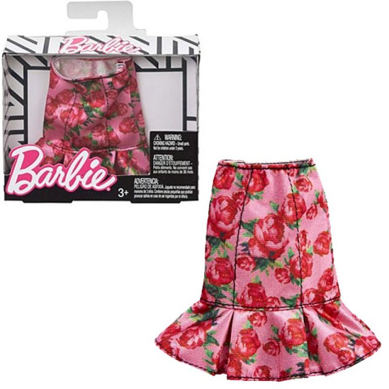 Accesoriu Barbie - Fustita model trandafiri