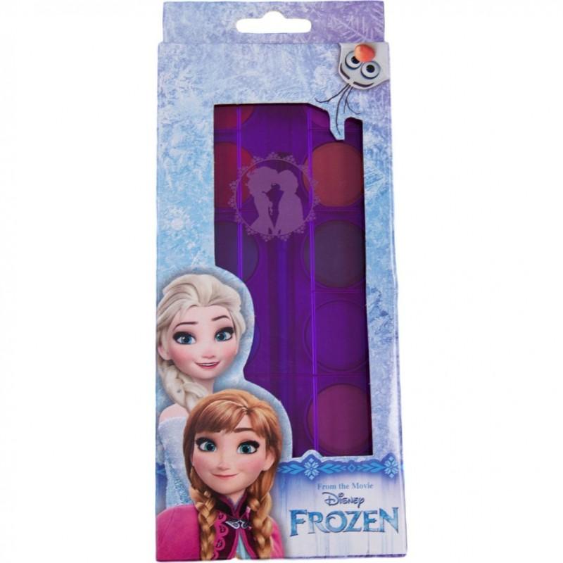 Acuarele 12 culori Frozen Disney