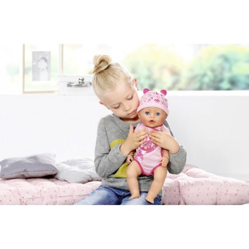 BABY BORN - Papusa INTERACTIVA (fetita)