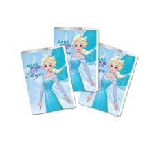 Coperta caiet Frozen Disney