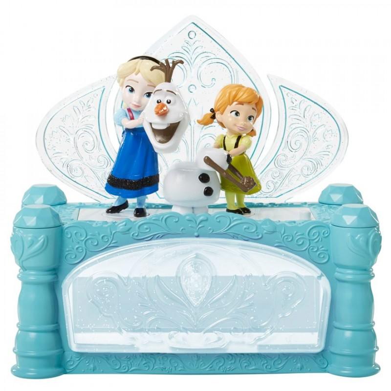 Cutie muzicala pentru bijuterii Frozen Disney
