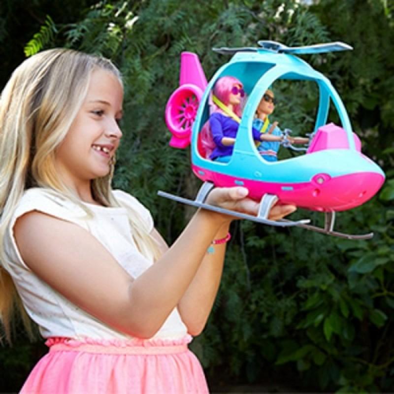 Elicopter pentru papusa Barbie