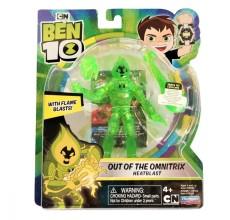 Figurina Ben 10 - Torta Vie (12 cm) - Out of the Omnitrix