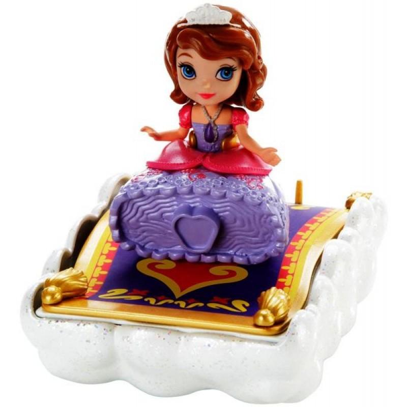 Figurina Printesa Sofia Intai - Calatorie cu covorul zburator