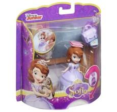 Figurina Printesa Sofia Intai Disney in actiune