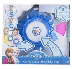 Gentuta fulg de zapada cu lumini Frozen Disney