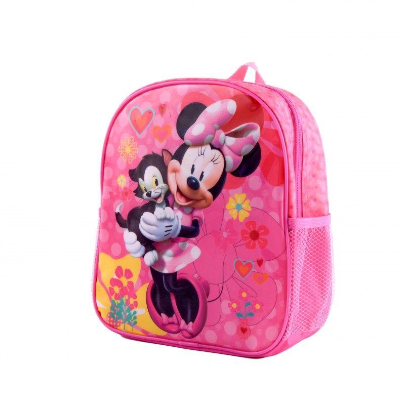 Ghiozdan tip rucsac gradinita Minnie Mouse Disney