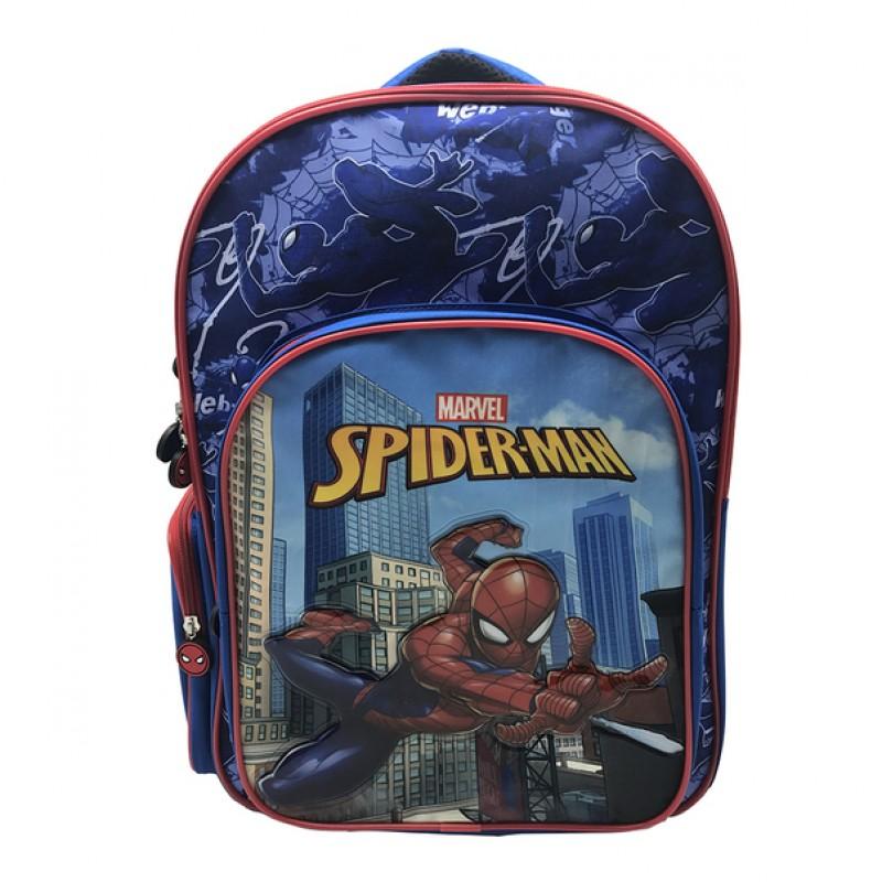Ghiozdan tip rucsac scoala Spiderman