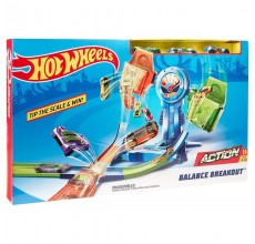 Hot Wheels Circuit Balanta Extrema
