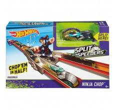 Hot Wheels Taietorul ninja