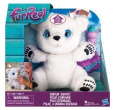 Jucarie de plus interactiva - Urs polar FurReal Sniffllin
