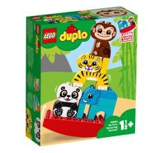 LEGO DUPLO - Primul meu balansoar cu animale
