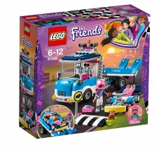 LEGO FRIENDS - Camion de Service si Intretinere