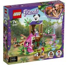 LEGO Friends - Casuta din copac in jungla ursilor panda