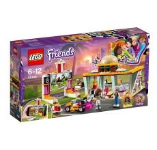 LEGO FRIENDS - Restaurantul Circuitului