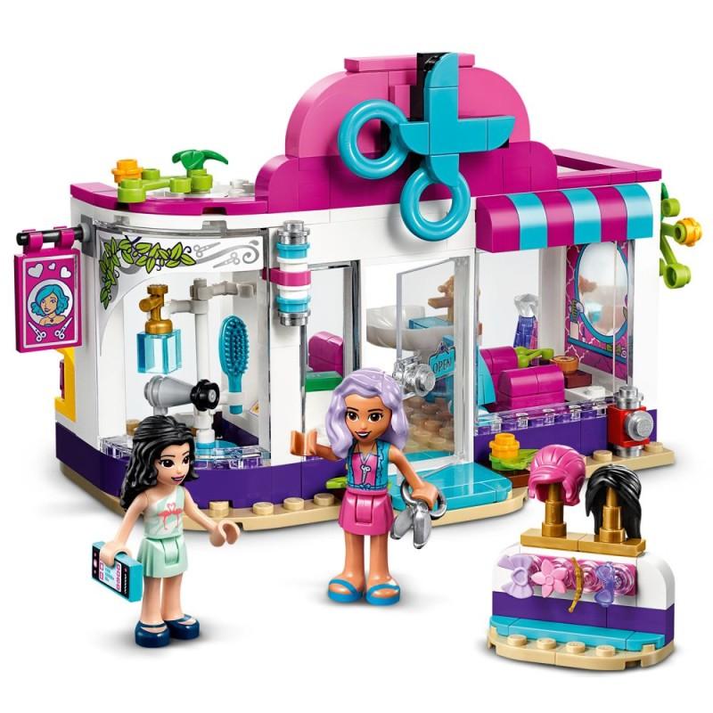 LEGO Friends - Salonul de coafura din orasul Heartlake