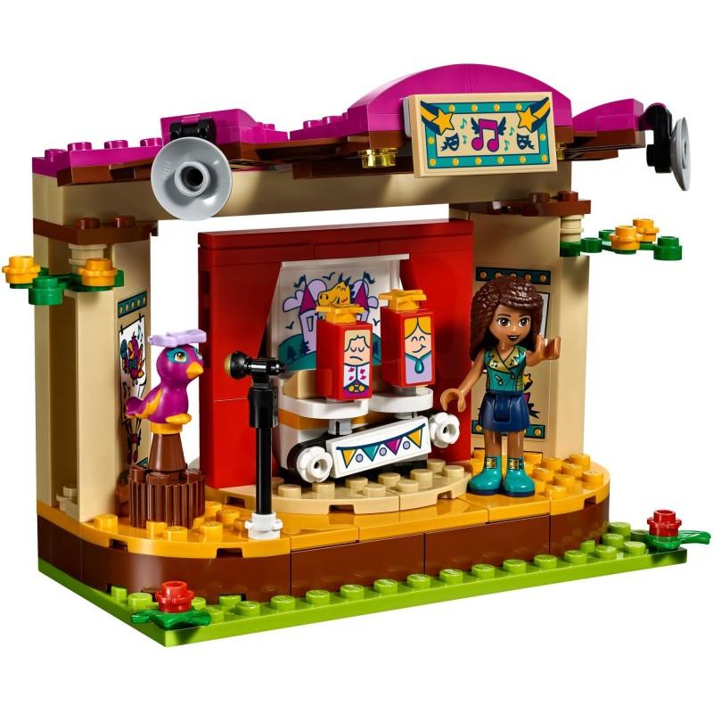 LEGO FRIENDS - Spectacolul din parc al Andreei
