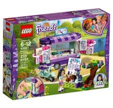 LEGO FRIENDS - Standul de arta al Emmei