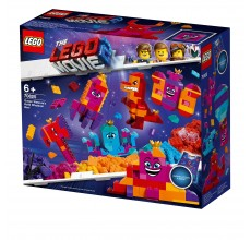 LEGO MOVIE 2 - Cutia de constructie a Reginei Watevra