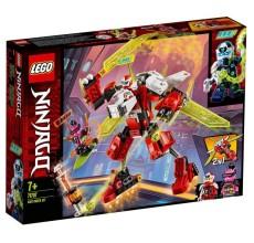 LEGO NINJAGO - Robotul Avion cu reactie al lui Kai