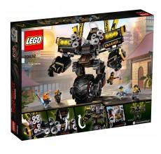LEGO NINJAGO - Robotul lui Cole