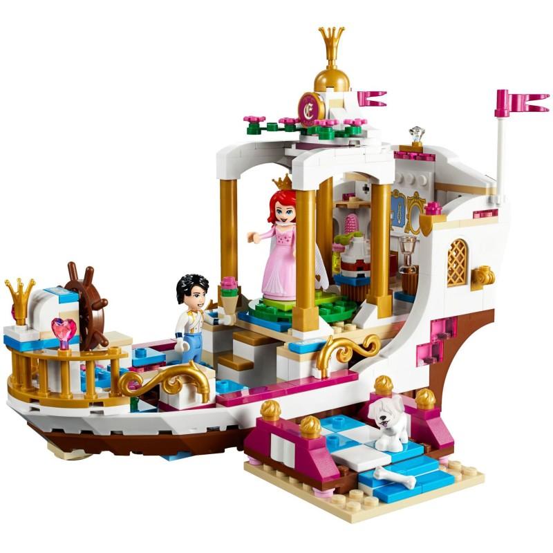 LEGO PRINCESS DISNEY - Ambarcatiunea regala a lui Ariel