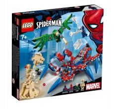 LEGO SUPER HEROES - Vehiculul lui Spiderman