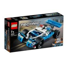 LEGO TECHNIC - Urmarirea politiei