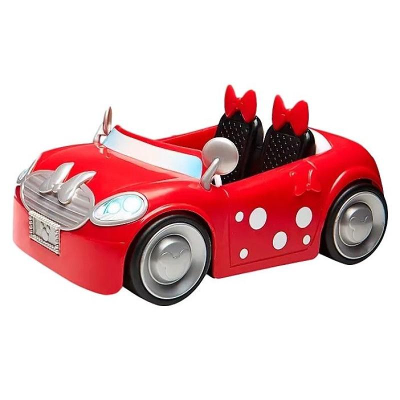 Masinuta Minnie Cooper a lui Minnie Mouse Disney
