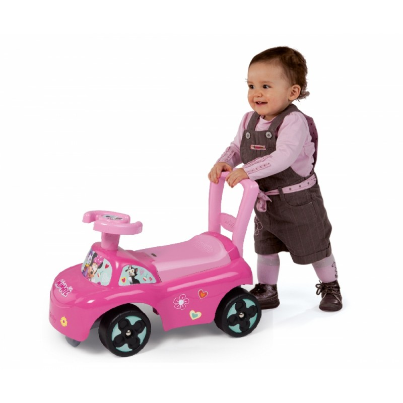 Masinuta Ride-On si premergator Minnie Mouse Disney