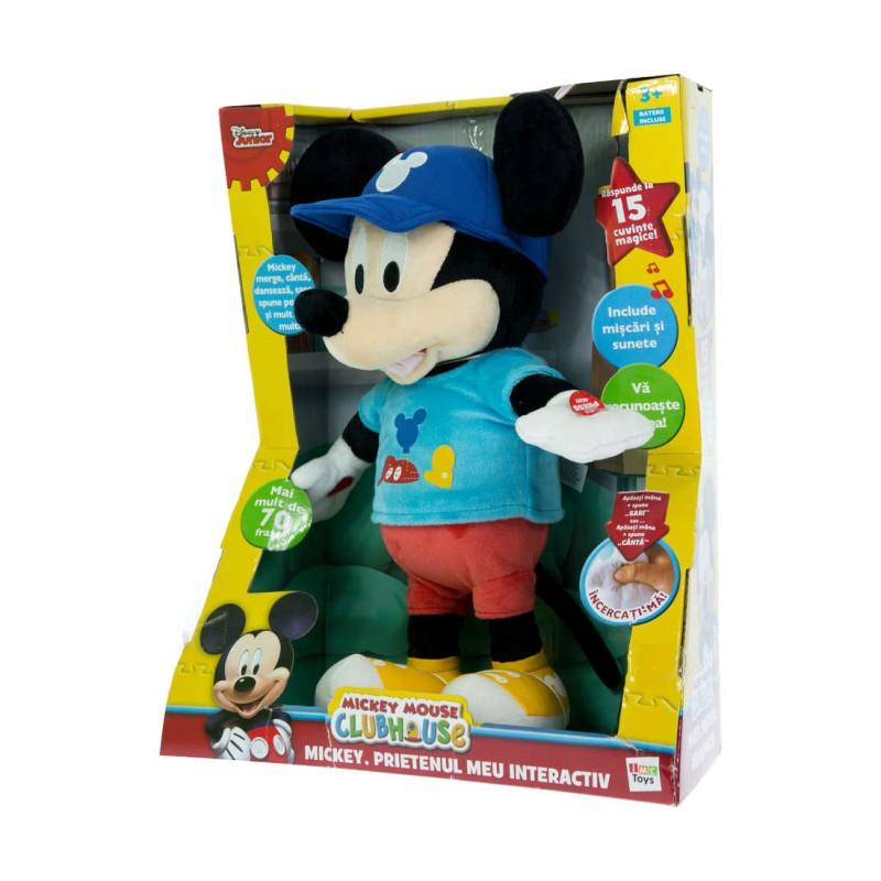 Mickey Mouse Prietenul meu interactiv