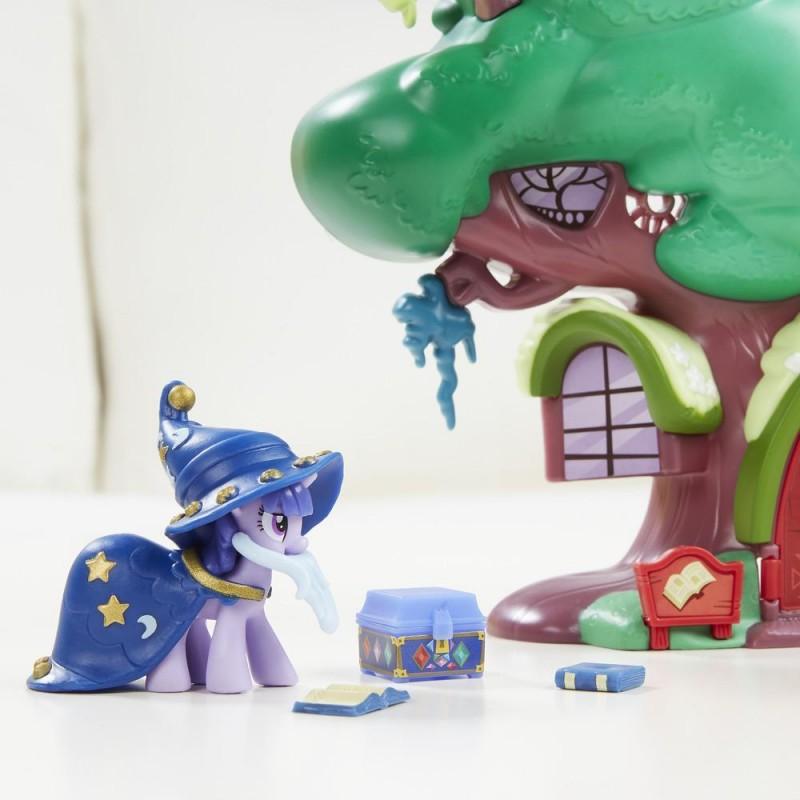 My Little Pony - Libraria din Copac a lui Twilight Sparkle