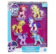 My Little Pony - Set cadou 6 figurine