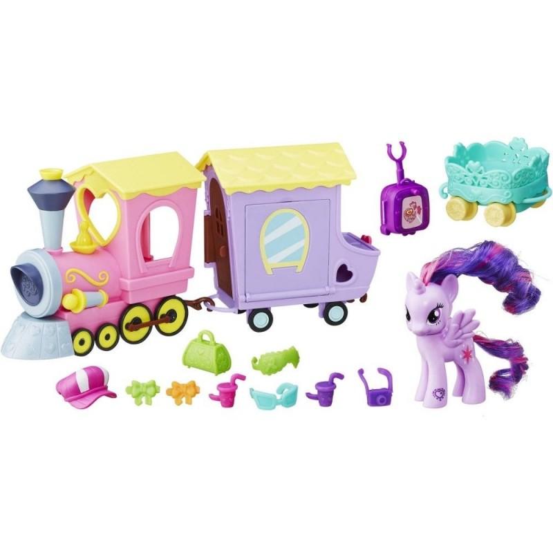 My Little Pony Twilight Sparkle si Trenuletul prieteniei