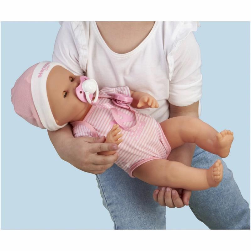 Nenuco Sara - Papusa INTERACTIVA cu accesorii si 11 functii