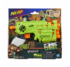 Nerf - N-Strike Elite Zombie Strike Quadrot