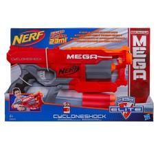 Nerf - N-Strike Mega Arma CycloneShock